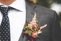 Fall Wedding Ideas / Fall wedding ideas: food, decor, cakes, hair do and more! jewelerstradeshop.com