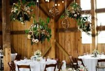 Spring Wedding Ideas / Spring wedding ideas: food, decor, cakes, hair do and more!