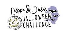 """Pippa & Julie Halloween Challenge Contest Board / Contest Details: •Step 1: Follow Pippa & Julie •Step 2: Create a board titled *Pippa & Julie Halloween Challenge"""" Name your costume ideas in the board description. •Step 3: Pin at least 10 images that create a great Halloween costume. 3 pins must be from the Pippa & Julie board. •Step 4: Share your board with us by adding us as a contributor. •PRIZE: The winner gets 2 outfits of their choice to create their Halloween costume!"""