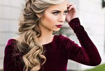 Wedding Hairstyles / The best ideas for: wedding up-do, half up or down wedding hairstyle, wedding hairstyle for long hair, wedding hairstyle for short hair, half up wedding hairstyle, vintage wedding hairstyle, DIY wedding hairstyle, wedding hairstyle with veil, wedding hairstyle to the side