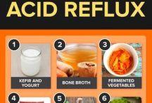 Acid Reflux / GI / Holistic Health + Lifestyle Recommendations