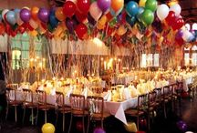 Party  / Parties ideas party birthday christmas any kind of parties