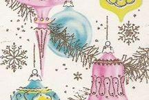 Christmas Cards / Vintage Christmas cards