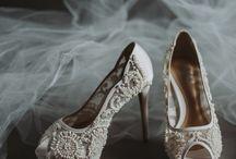 Hand Beaded Bespoke Bridal Heels