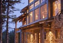 Writers Dream Home / dream home, house plans, house, real estate, dream home design