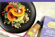 Hilary's Recipes / Hilary's creates yummy, convenient foods that are all gluten free, soy free, egg free, corn free, dairy free & nut free! Organic & healthy recipes made with real foods found here!