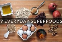 Super foods / Super foods prove exceptional for your health! Insert a boost into your diet by enjoying these delectable foods!