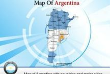 PowerPoint Maps / You can upload your Presentation and share with The World...