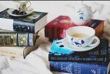 Books / by Honey Vampy