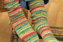 Knit: Footwear