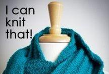 Druty i inne z włóczek  - Knitting, naalbinding ect