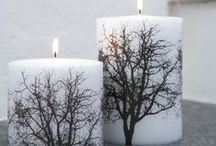 Crafty Inspirations Candles & Holders / by Teresa A Hearth & Home Goddess Wannabe
