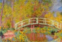 Impressionist Paintings / Mostly French and European impressionists