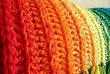 Multicolor knit