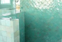 Bathroom: walk-in shower / ...and other ideas