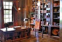 Home Office / Office, work, dream office