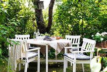 Buiten / Maak je huis, balkon en tuin helemaal klaar voor zomerse dagen! Laat die zon maar komen.