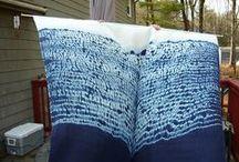 Shibori Ikat Batik Dye