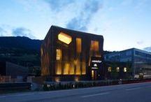 Sede LignoAlp di Bressanone (BZ) / Costruzione in legno mista tra pannello e telaio, certificata CasaClima Gold Nature e Work & Life - LignoAlp realizza la sua nuova sede certificata CasaClima Gold Nature a Bressanone (BZ).
