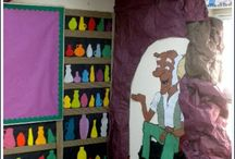 Display ideas / Ideas to spruce up the classroom!