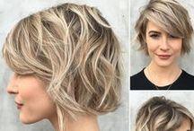 Hair Styles - Inspiration Board / Hair Styles