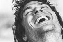 Ian Somerhalder in Black & White