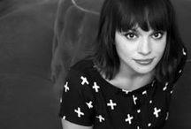 Norah Jones in Black & White