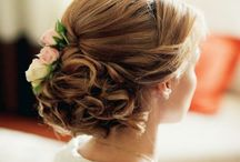 Hair ups / Style file for Weddings