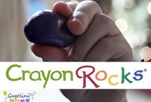 Crayon Rocks, i pastelli a cera totalmente ecologici e atossici