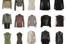 Coats & Jackets (military, gothic, steampunk, etc.)