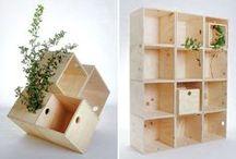 Bookshelves / Bookshelves for the office