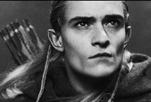 Legolas fangirling / • they're taking the hobbits to isengard •