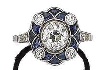 Art deco / nouveau jewellery