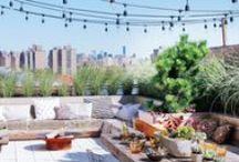terraces & rooftops