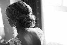 wedding: hairdo