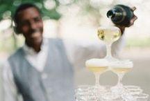 wedding: bar & drinks