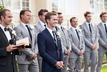 wedding: groom & groomsmen
