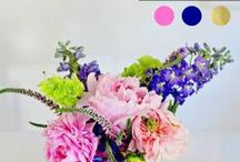 wedding: colours