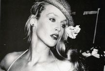 MY WAY MUSE | JERRY HALL / + model + actress