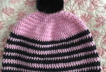 Crochet: Beanies