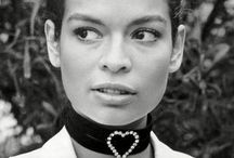MY WAY MUSE | BIANCA JAGGER / + actress + activist + rock