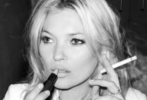 MY WAY MUSE | KATE MOSS / + icon + model + grungy