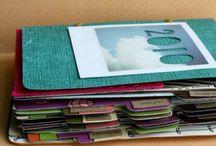 Scrapbooks, Smash Books And Cards