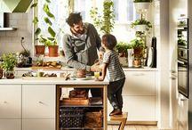 IKEA catalogus 2016 / Een digitale greep uit de mooiste producten en beelden uit de nieuwe IKEA catalogus. Voel je de inspiratie al komen? Pin mee!
