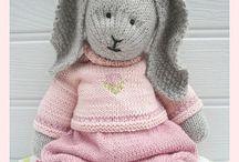 Knit: Soft Toys