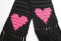 Crochet: Scarves & Shawls