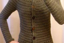 Crochet: Sweaters & Cardigans