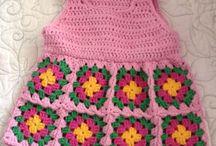 Crochet: Dresses & Pinafores
