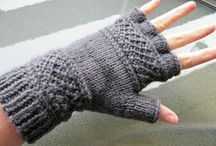 Knit: Mitts