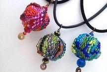Beads: Peyote Stitch / Flat and tubular